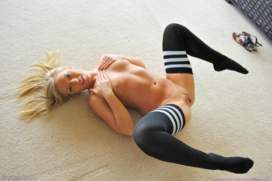 Porn actress Ally Kay